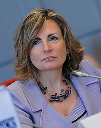Ruth Pojman, Stellv. Sonderbeauftragte und Koordinatorin der OSZE zur Bekämpfung des Menschenhandels