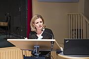 ©Maurice Ressel, Myria Vassiliadou, EU-Koordinatorin gegen Menschenhandel