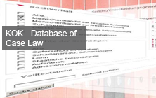 Database of Case Law